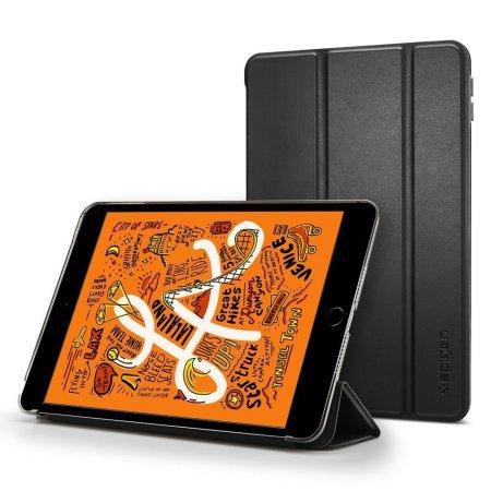 Spigen Smart Fold ovitek za iPad Mini 5 2019, črna