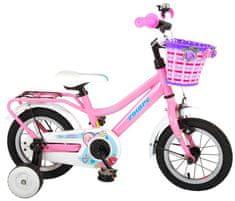 Volare Detský bicykel pre dievčatá Brilliant - ružový, 12