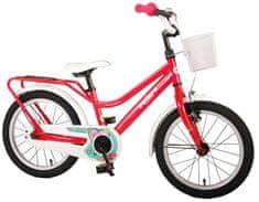 Volare Detský bicykel pre dievčatá Brilliant - ružový, 16