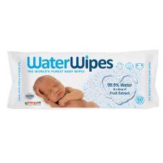 WaterWipes Vlhčené utierky 60 ks