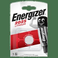 Energizer Baterie 3V CR2025 ENERGIZER 1ks (blistr)