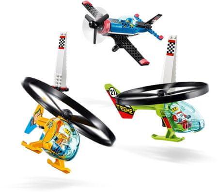 LEGO City 60260 Dirka po zraku