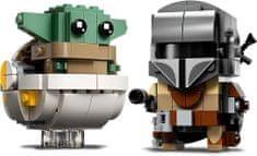 LEGO Star Wars™ 75317 Mandalorian és gyerek