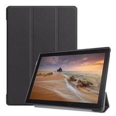 Tactical Book Tri Fold Pouzdro pro Lenovo Tab M10 10.1 Black (2448720)