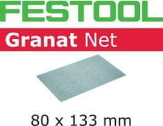 Festool Brusivo s brúsnou mriežkou STF 80x133 P120 GR NET/50