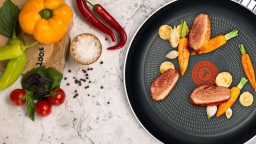 Tefal Invissia wok, 28 cm