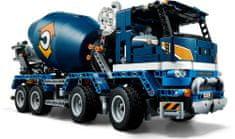 LEGO Technic 42112 Tovornjak za mešanje betona