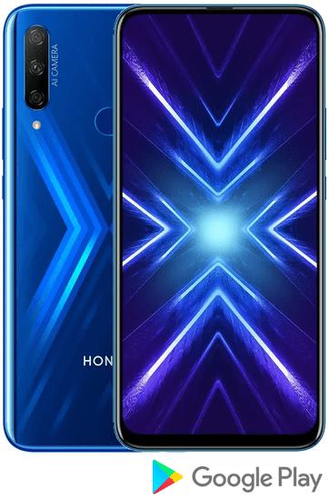 Honor 9X, 4GB/128GB, Blue