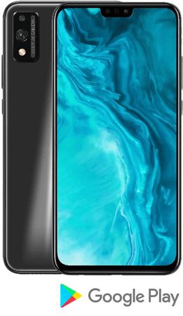 Honor 9X Lite pametni telefon, 4GB/128GB, črn