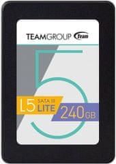 "Team GROUP L5 Lite, 2,5"" - 240GB"
