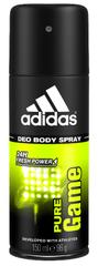 Adidas Pure Game dezodorans u spreju, 150 ml