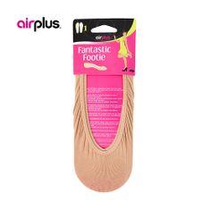 AirPlus Ponožky Fantastic Footies Béžová