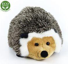 Rappa Plyšový ježko, 17 cm, ECO-FRIENDLY