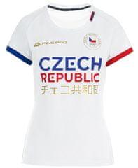 ALPINE PRO dámské funkční tričko Sachika