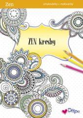 Ditipo ZEN relaxační omalovánky - Kresby