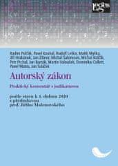 autorů kolektiv: Autorský zákon - Praktický komentář s judikaturou