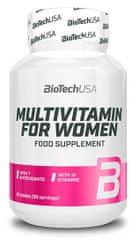 BioTech USA Multivitamin for Women 60tabliet