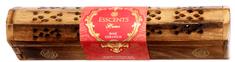 Sifcon Vonné tyčinky GOLD ROSE v dárkové krabici, rose geranium, červené