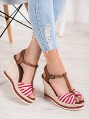 Sandały damskie 65953