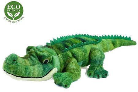 Rappa Plišasti krokodil, 34 cm Eco Friendly