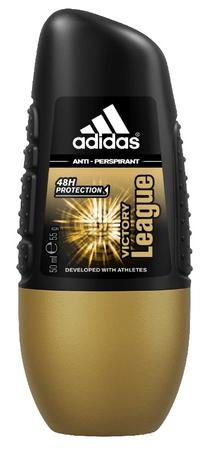 Adidas Victory League deodorant, s kroglico, 50 ml