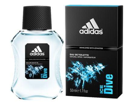 Adidas Ice Dive toaletna voda, 50 ml