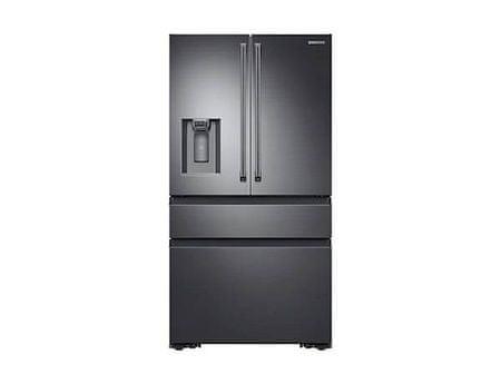Samsung RF23M8090SG/EF hladilnik, francoska vrata, črn