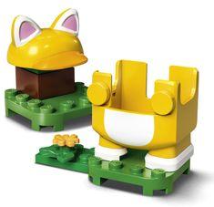 LEGO® Super Mario 71372 Mario macska – ágyneműruházat