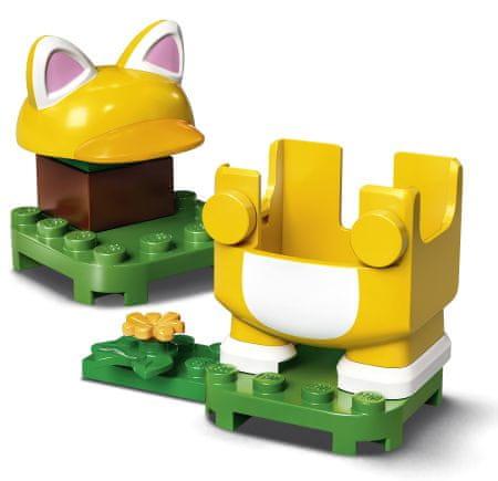 LEGO akcesorium - ubranie Mario-Kot, Super Mario™ 71372