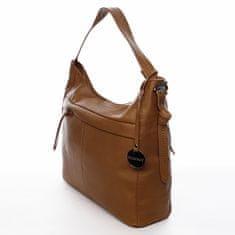 DIANA & CO Trendová dámská kabelka Happy Steff, hnědá