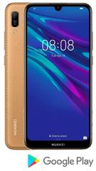 Huawei Y6 2019, 2 GB/32 GB, Amber Brown - zánovné