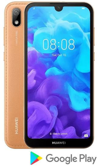 Huawei Y5 2019, 2 GB/16 GB, Amber Brown