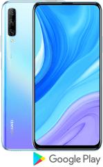 Huawei P smart Pro pametni telefon, 6GB/128GB, svetlo moder
