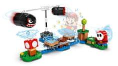 LEGO Super Mario™ 71366 Boomer Bill gát - kiegészítő szett