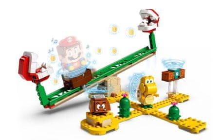 LEGO Super Mario™ 71365 Piranha trkalište - Kit za proširenje