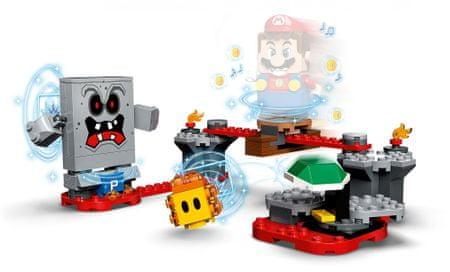 LEGO® Super Mario™ 71364 Whomp lávagalibája - kiegészítő szett