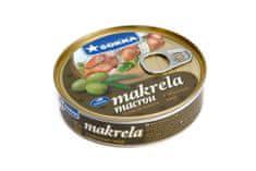 SOKRA Makrela v olivovom oleji 160 g