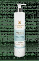 Moroccan Sense Moroccan Sense Kondicionér s arganovým olejem, 300ml
