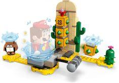 LEGO Super Mario™ 71363 Sivatagi Pokey - kiegészítő készlet