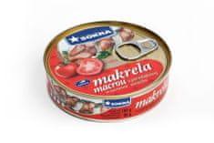 SOKRA Makrela v paradajkovej omáčke 160 g
