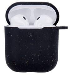 Forever Ochranné puzdro Bioio pre AirPods, čierne GSM099449