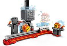 LEGO Super Mario™ 71376 Zuhanó Thwomp - kiegészítő készlet