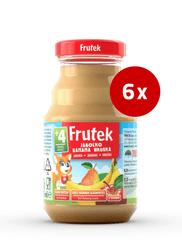 Fructal Frutek nektar, banana, 6 x 125 ml