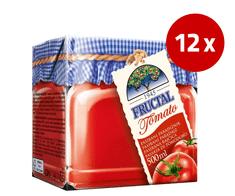 Fructal Tomato pasiran paradižnik, 12 x 0,5 l