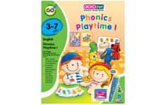 Crocolearn Knižka - Phonics Playtime I (3-7 rokov) (slovensko-anglická verzia)