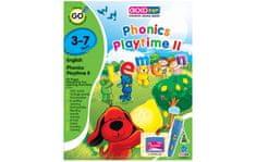 Crocolearn Knižka - Phonics Playtime II (3-7 rokov) (slovensko-anglická verzia)