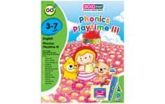 Crocolearn Knižka - Phonics Playtime III (3-7 rokov) (slovensko-anglická verzia)