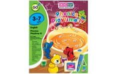 Crocolearn Knižka - Phonics Playtime IV (3-7 rokov) (slovensko-anglická verzia)