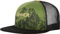 SINNER czapka Mountains SIWE-500-75, zielony