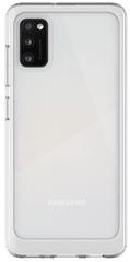SAMSUNG Ochranný kryt A Cover pre Samsung Galaxy A41 GP-FPA415KDATW, transparentný